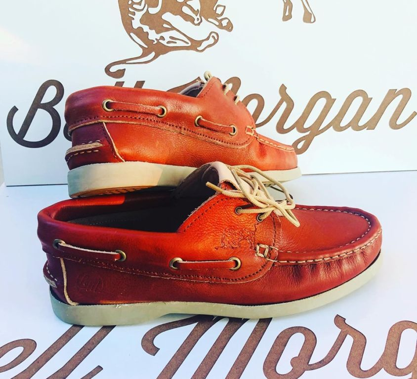 164 Moc Boat shoe